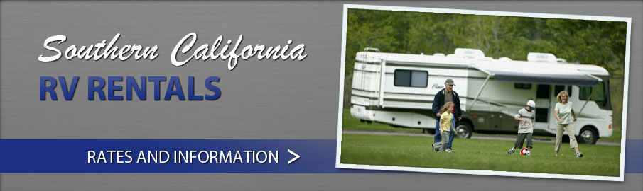 Southern California RV Rentals